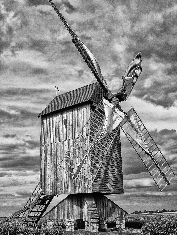 Photograph Aprovechado el viento by José Luis Sebastiá Benito on 500px