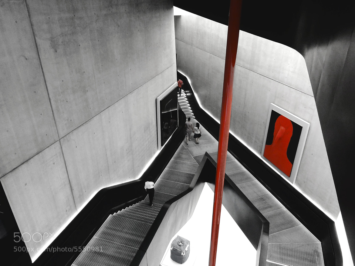 Photograph MAXXI Museum - Rome by Claudio Cavalensi on 500px