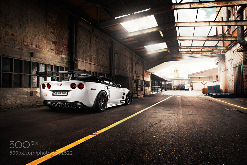 Photograph Corvette Zr1 XXX  by Frederic Schlosser on 500px