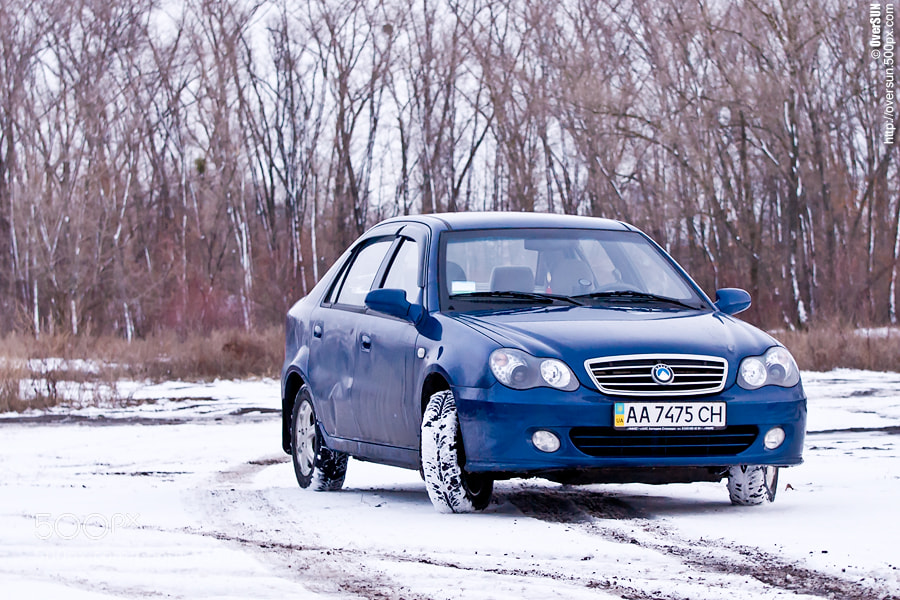Photograph Geely CK 2 by Valentine Hanmamedov on 500px