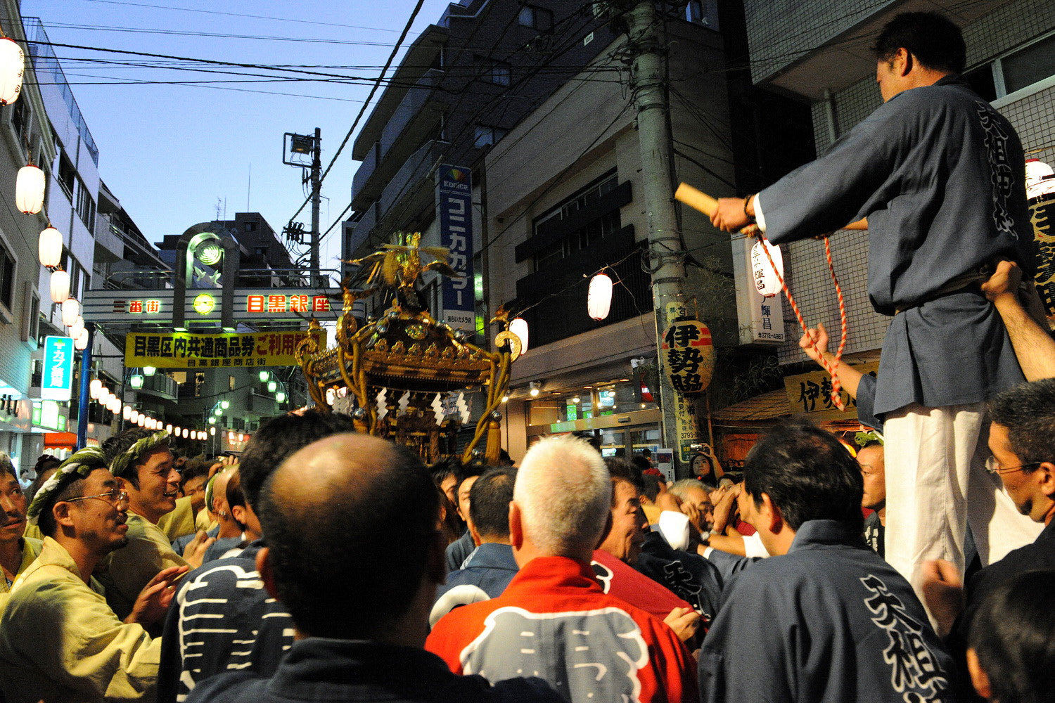 Photograph Local matsuri by Laurent Thery on 500px