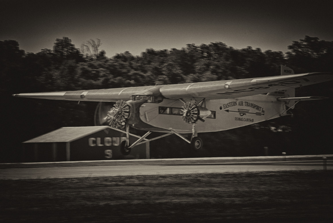 Photograph Ford Tri-Motor by Jeff Greger on 500px