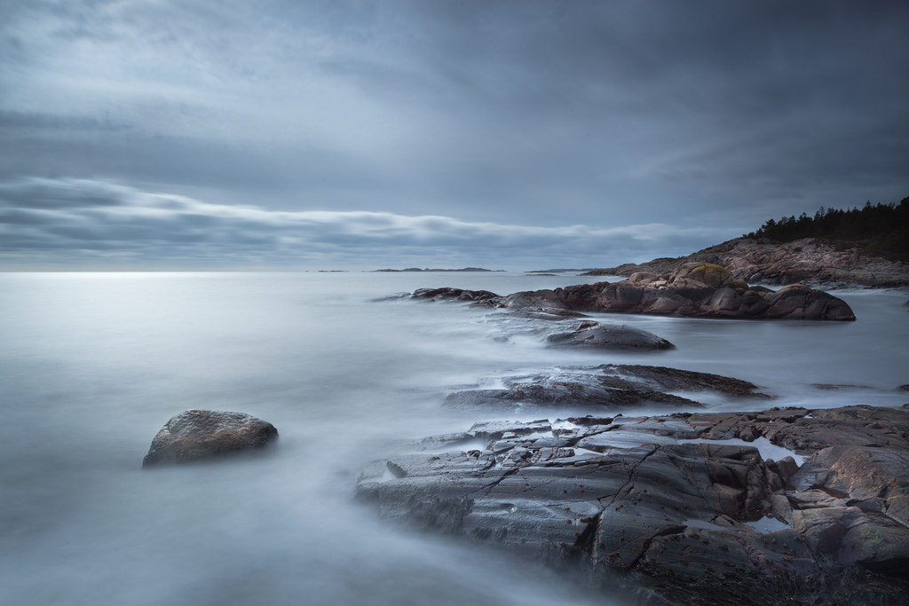 Photograph Coast line by Tore Heggelund on 500px