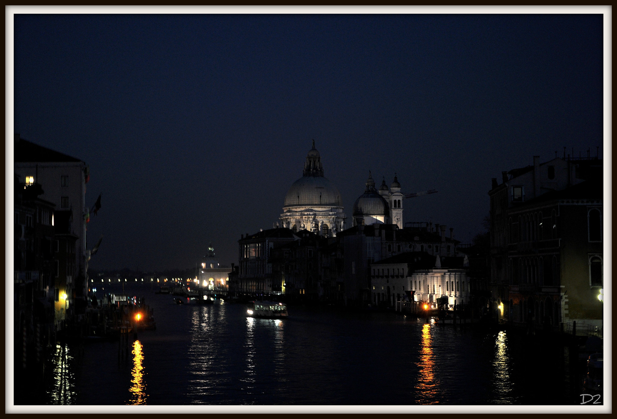 Photograph Venice by night by Davide D2 Denti on 500px
