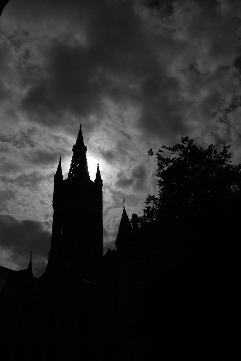 Photograph Glasgow University by Constantinos Dallas on 500px