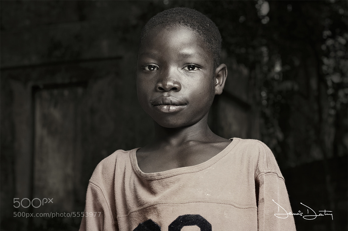Photograph Mountain boy 1 by Dennis Dartey on 500px