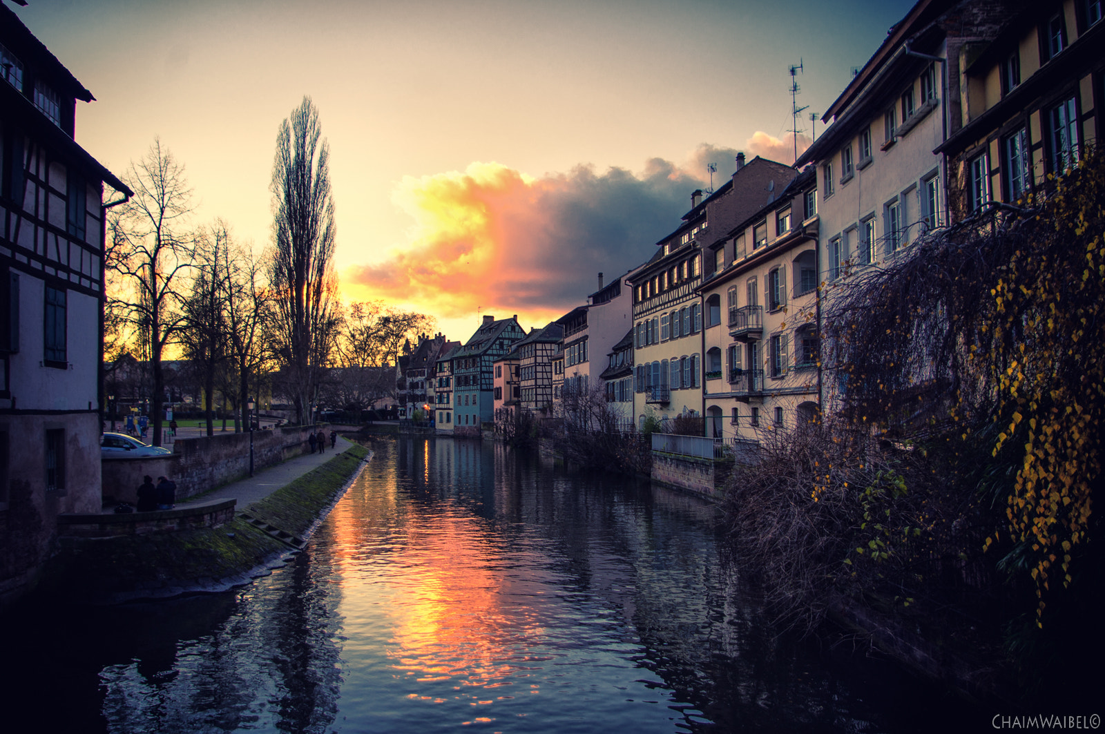 Photograph Petite France, Strasbourg by Chaim Waibel on 500px
