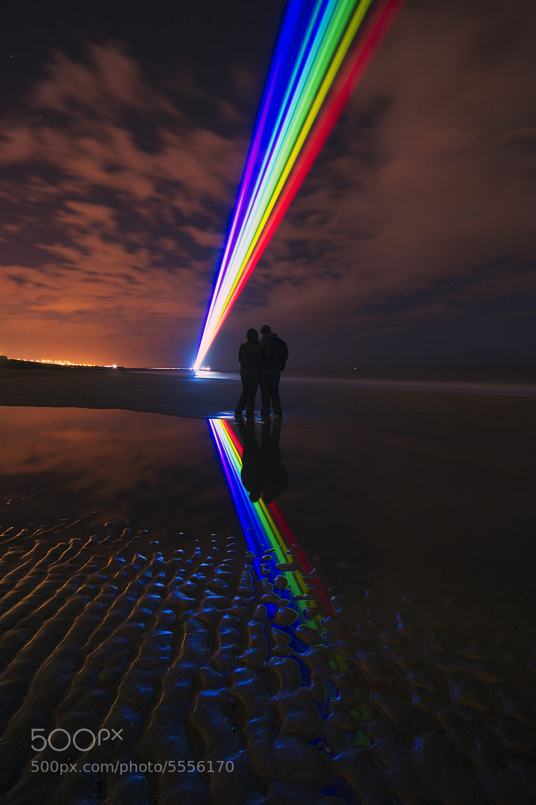 Photograph Somewhere Under The Rainbow by Dave Brightwell on 500px