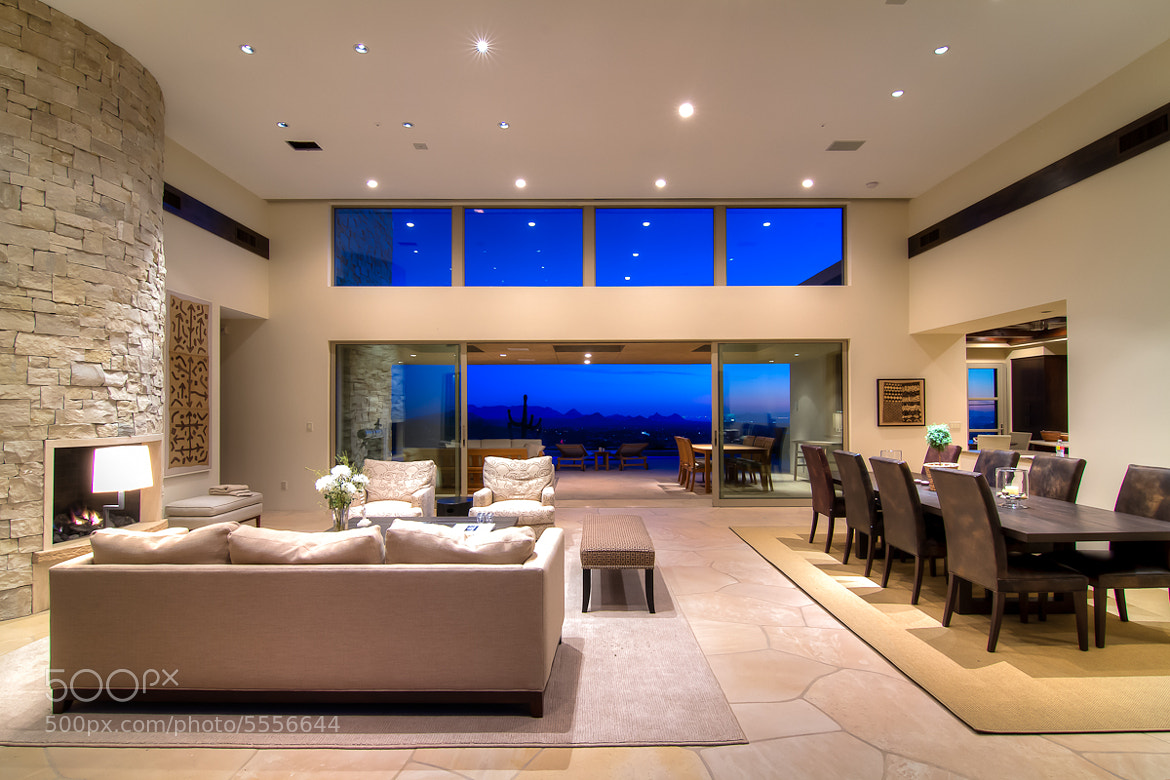 Photograph Living Room Luxury by Mark Spomer on 500px