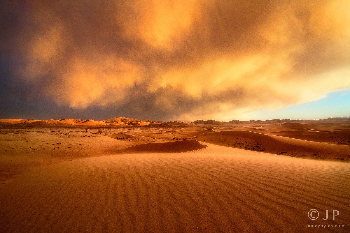 Photograph Sandwinds by Jamey Pyles on 500px