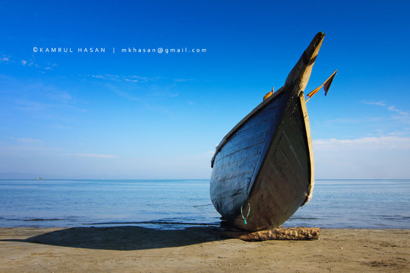 Photograph The Blue Island by Kamrul Hasan on 500px