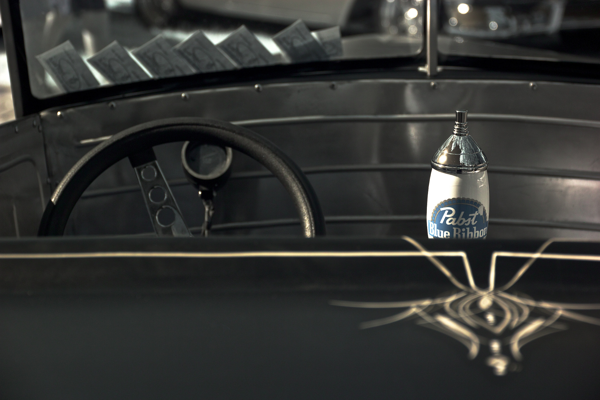 Photograph Pinstripe PBR by Aaron Sheldon on 500px