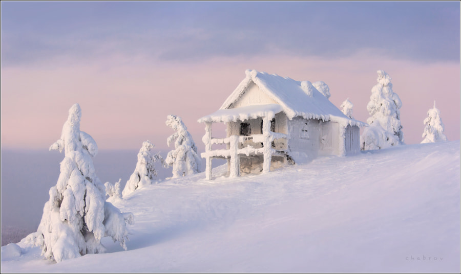 Fairy tales of Lapland by Andrey Chabrov on 500px.com