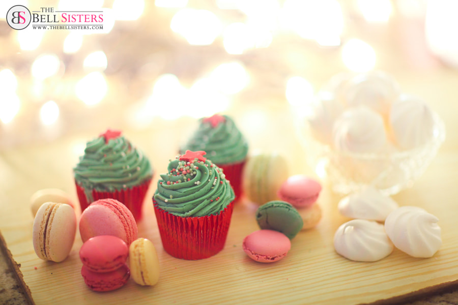 Photograph Christmas Cupcakes by Sasha L'Estrange-Bell on 500px
