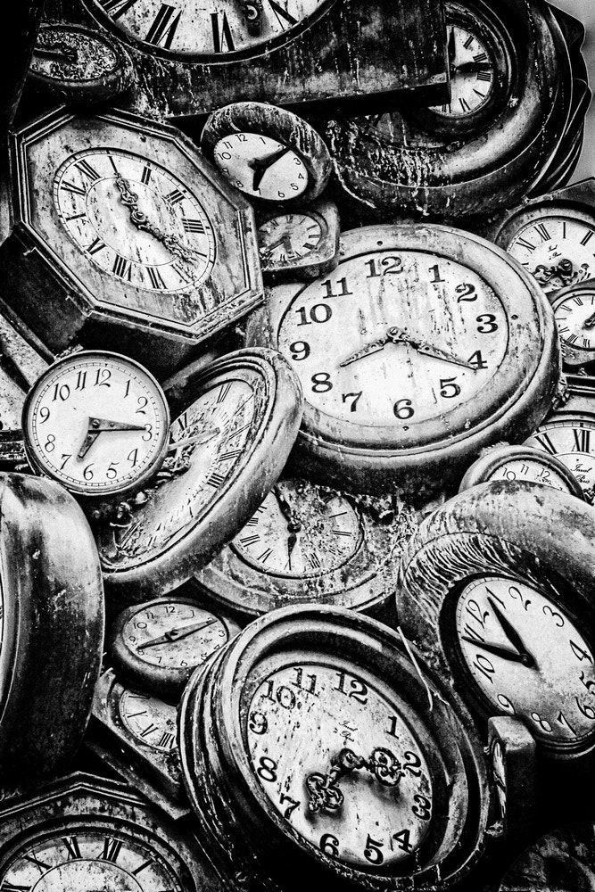 Photograph The exact time by Alfredo Mancini on 500px