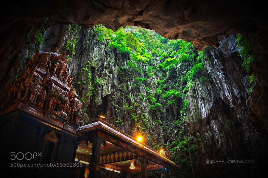Photograph Batu Caves by Kamal Krishna on 500px