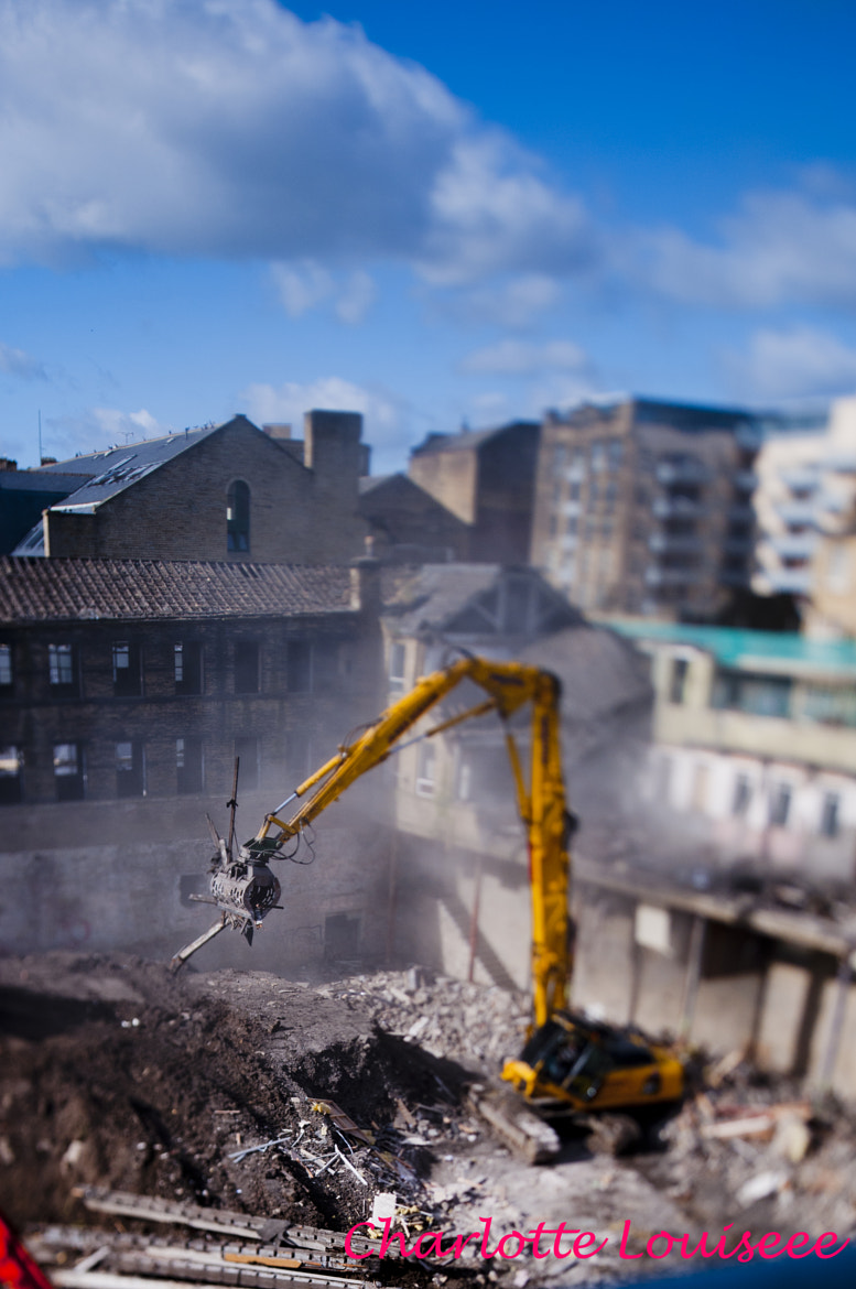 Photograph Demolition  by Charlotte Louise Cooper on 500px