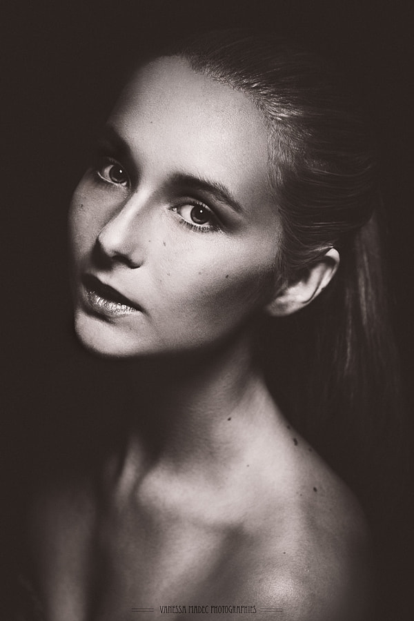 Photograph Alexia by Vanessa Madec on 500px