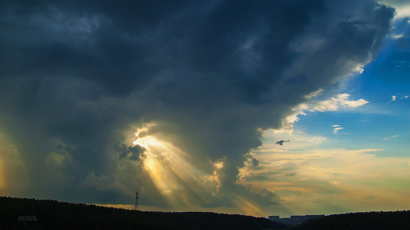 Photograph Hole in the sky by Dmitriy Cherepenin on 500px