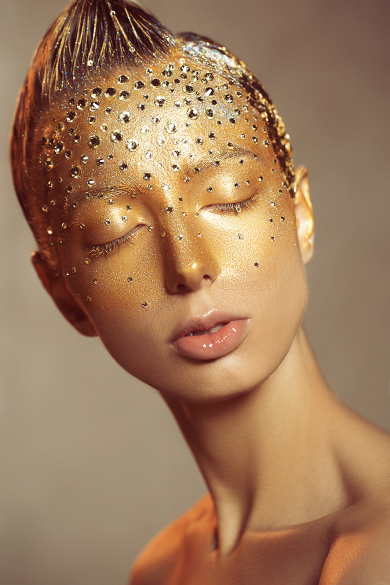 Photograph *Gold* by Daria Alexandrova on 500px