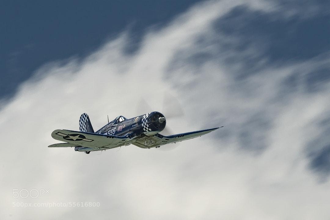 Photograph Corsair by Darek Siusta on 500px