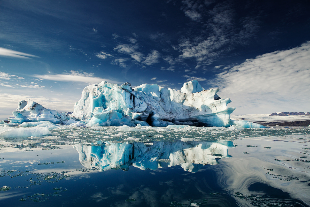 Photograph Iceberg ahead! by Manuel Irritier on 500px