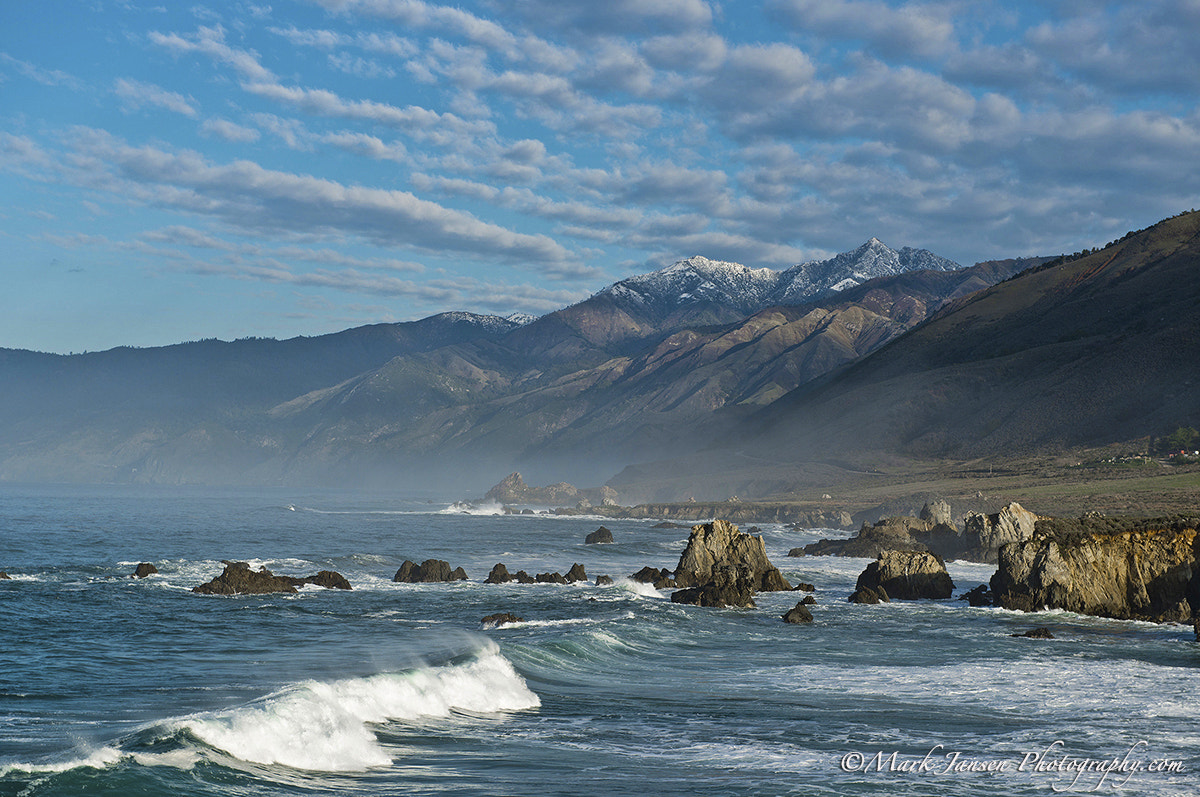 Photograph Big Snow on the Big Sur! by Mark Jansen on 500px