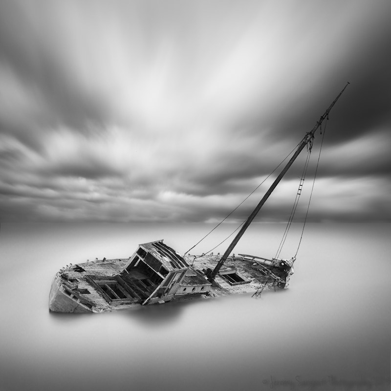 Photograph Is there life in the old sea-dog yet? by Jeremy  Sargent on 500px