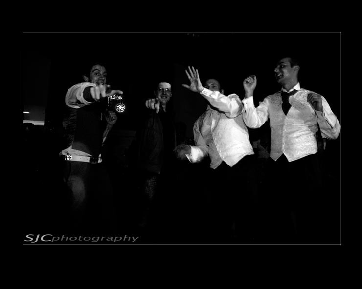 Photograph fun dance wedding reception by steve Chatterton on 500px