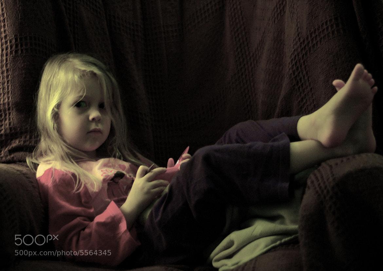 Photograph Ellie by Nathan DeGargoyle on 500px
