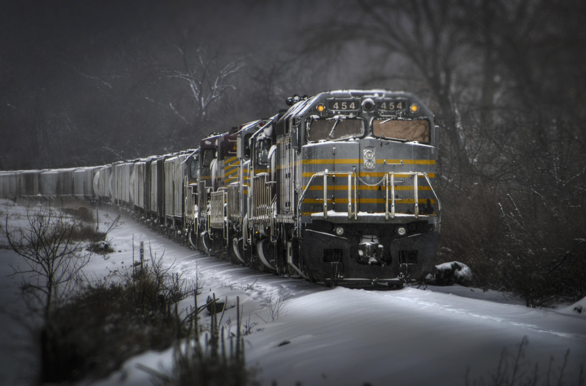 Photograph The Crandic RR by Tony Sedore on 500px