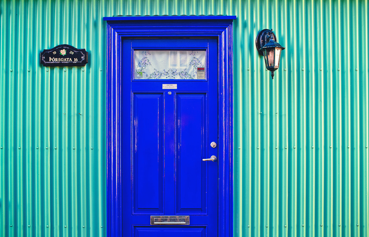 Photograph This Blue Door ! by Michael Scott on 500px