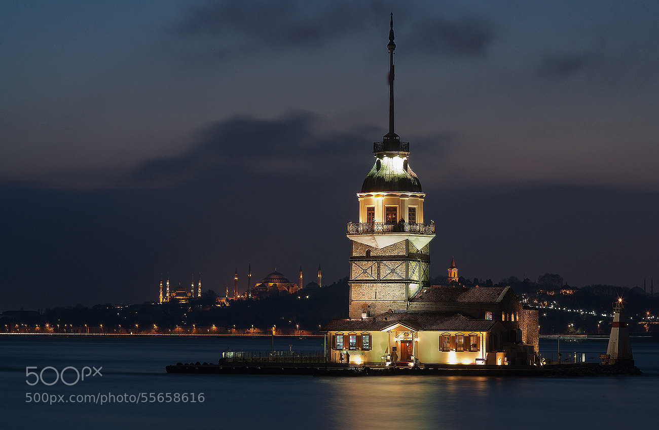 "Photograph ""maiden's tower""  (İstanbul) by e&e photography on 500px"