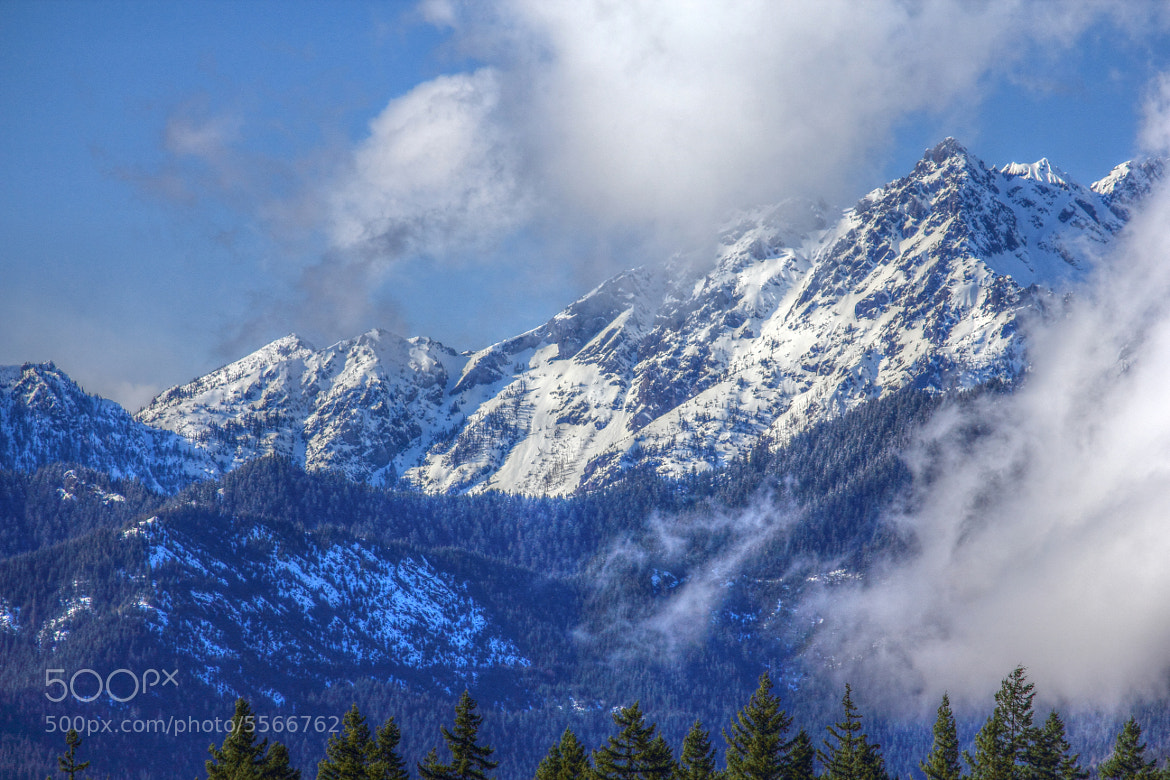 Photograph Late Winter Olympics by Veritas Imagery NW on 500px