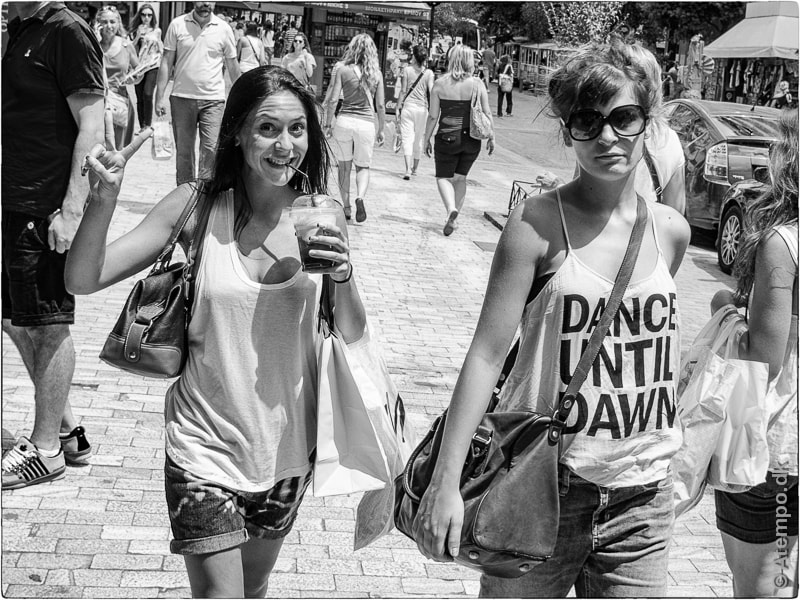 Dance until dawn ... Athens view no. 106
