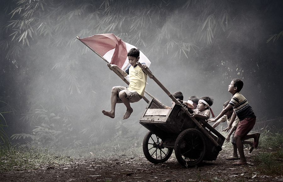 Photograph Just Playing... by adib muhandis on 500px