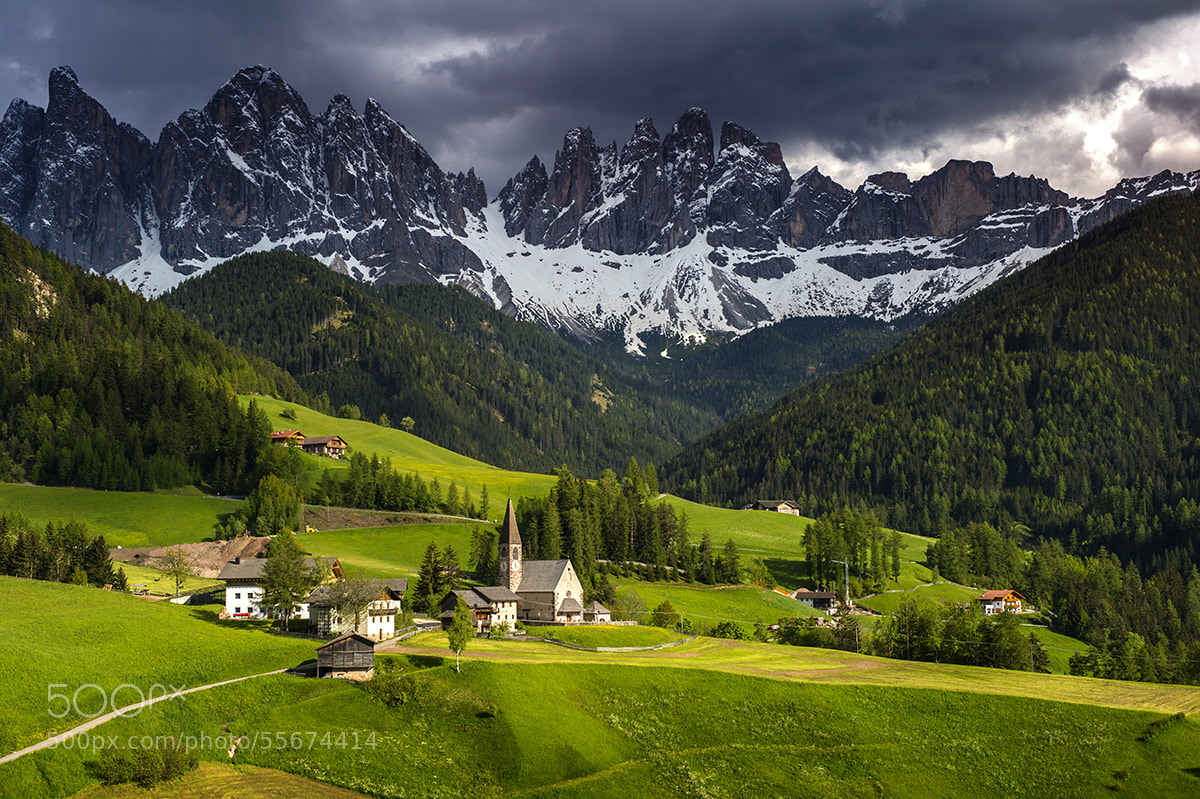 Photograph Dolomite by TEERAYUT CHAISARN on 500px