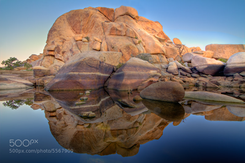 Photograph Barker Dam by AllyKat Images on 500px