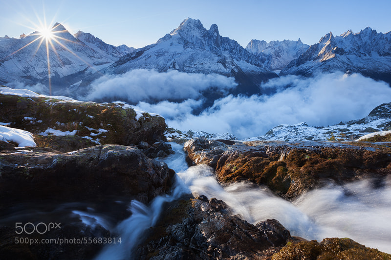 Photograph Chamonix valley by Tobias Richter on 500px