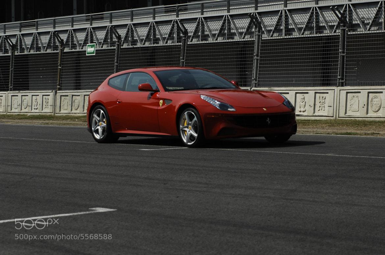 Photograph Ferrari FF by Alfredo Garciaferro Macchia on 500px