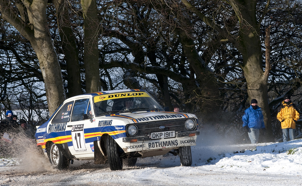 Photograph Ford Escort MK2 - Ex Works  by Ben Gilbert on 500px