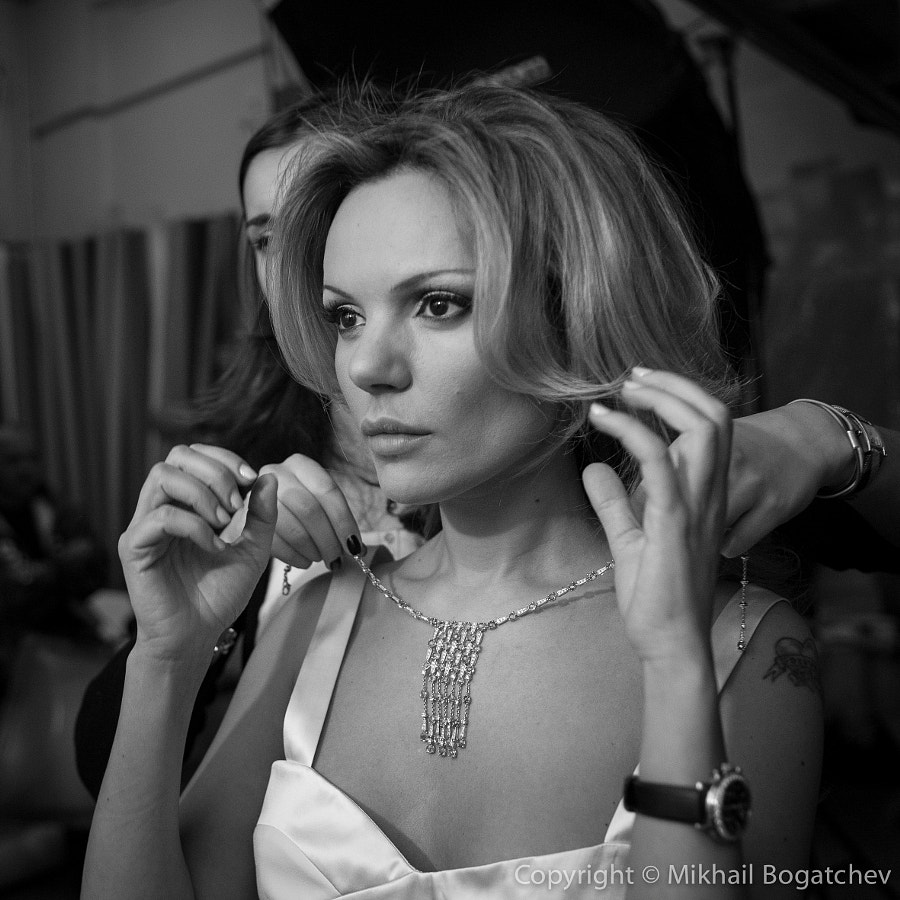 Masha Tsigal, russian designer.