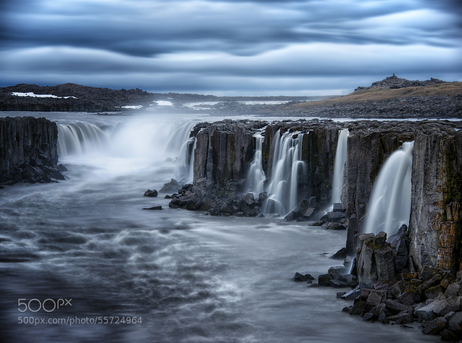 Photograph Moody Blues - Selfoss, Iceland by Dave Morrow on 500px