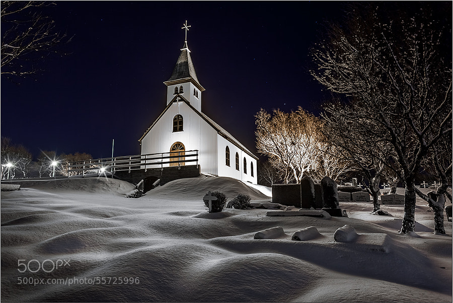 Photograph Cold night by Sus Bogaerts on 500px
