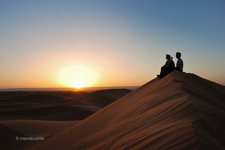 Photograph morocco desert by Manel Puente on 500px