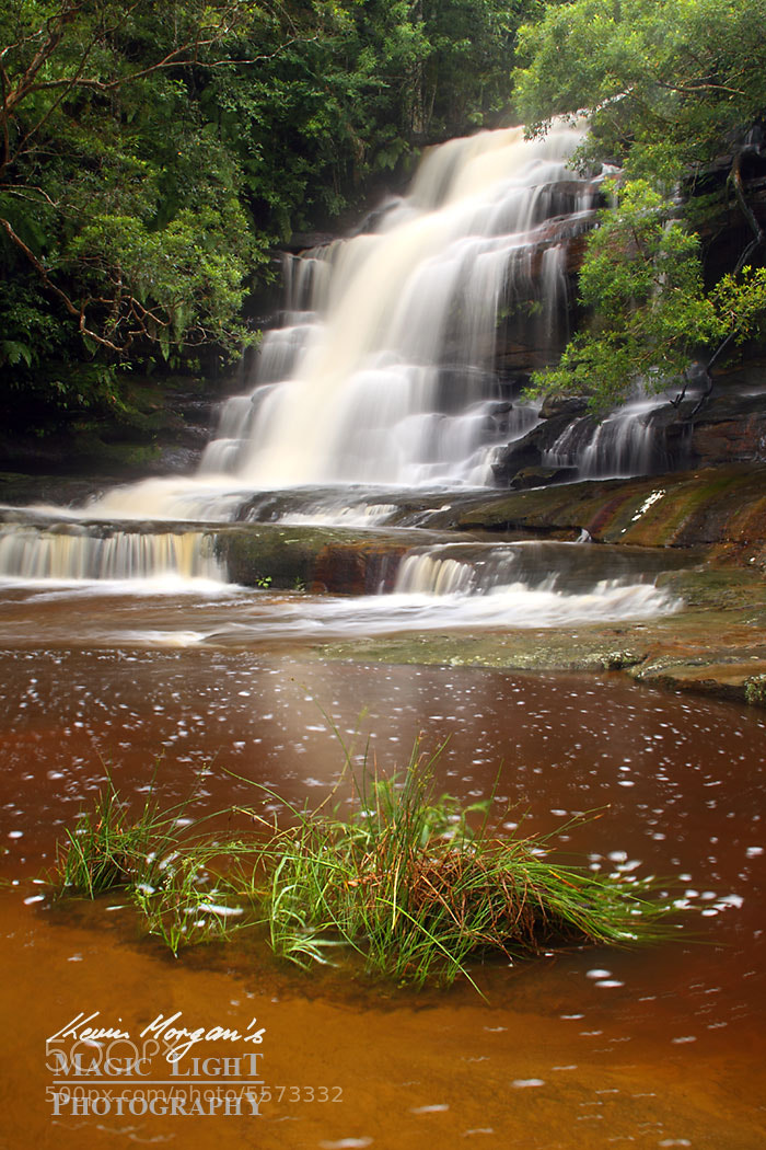 Photograph Somersby Falls by Kevin Morgan on 500px