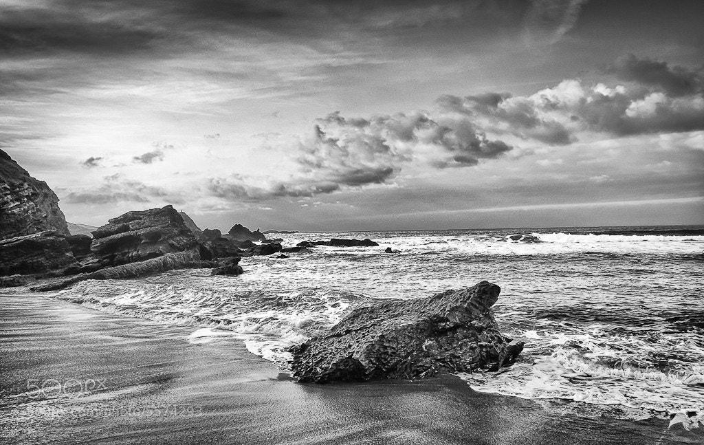 Photograph Clouds & Rocks by Jaime González on 500px