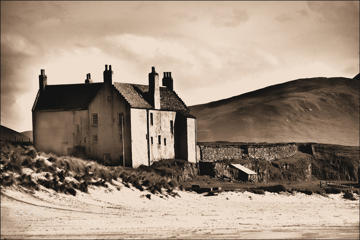 Photograph Balnakeil House by Andy Stuart on 500px