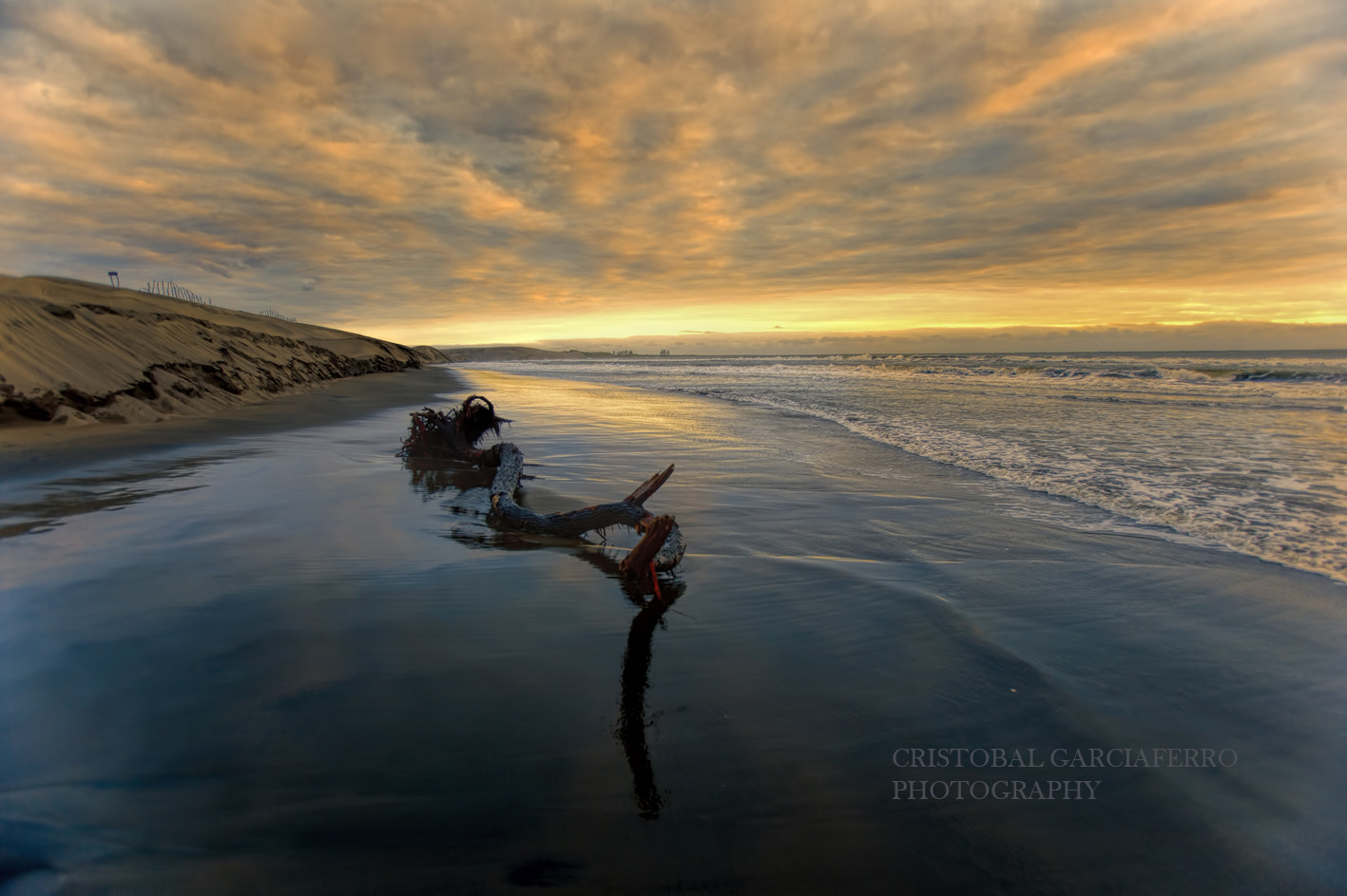Photograph Sunrise at the shore by Cristobal Garciaferro Rubio on 500px