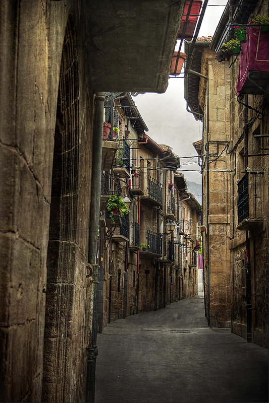 Photograph Calle Paganos by Jorge Castilla on 500px